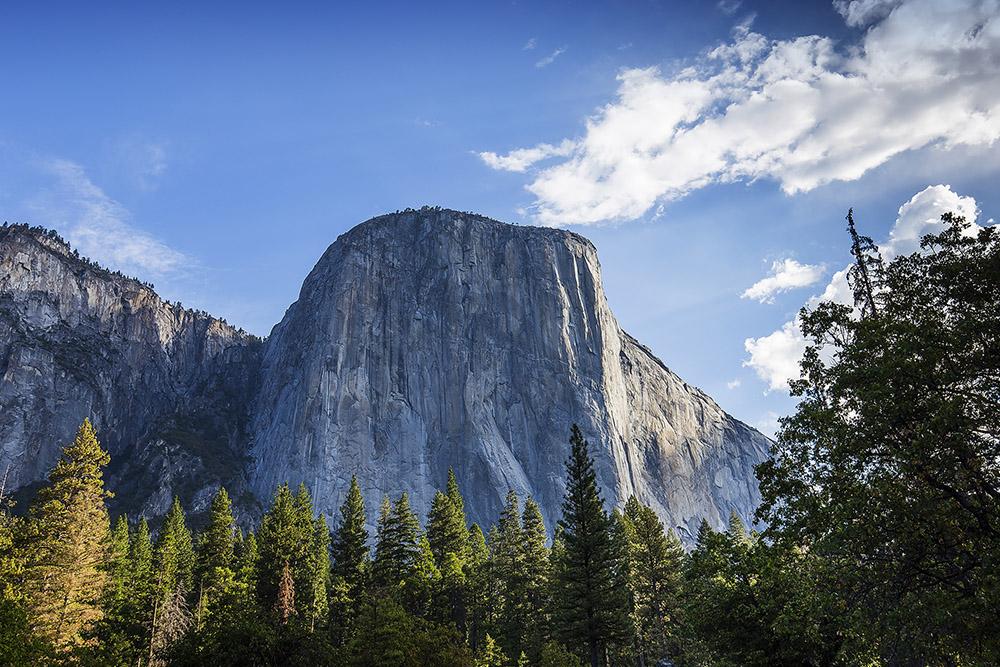 Rock Formations & Cliffs | Yosemite National Park CA ...