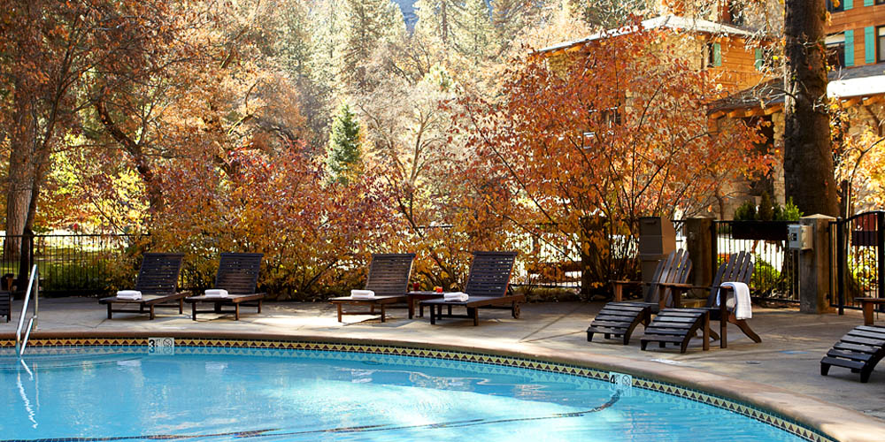 The Majestic Yosemite Hotel In National Park CA