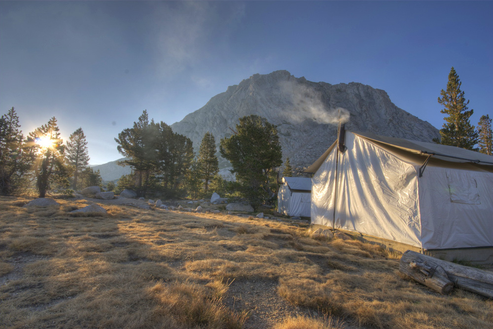 Yosemite High Sierra Camps In Yosemite National Park Ca