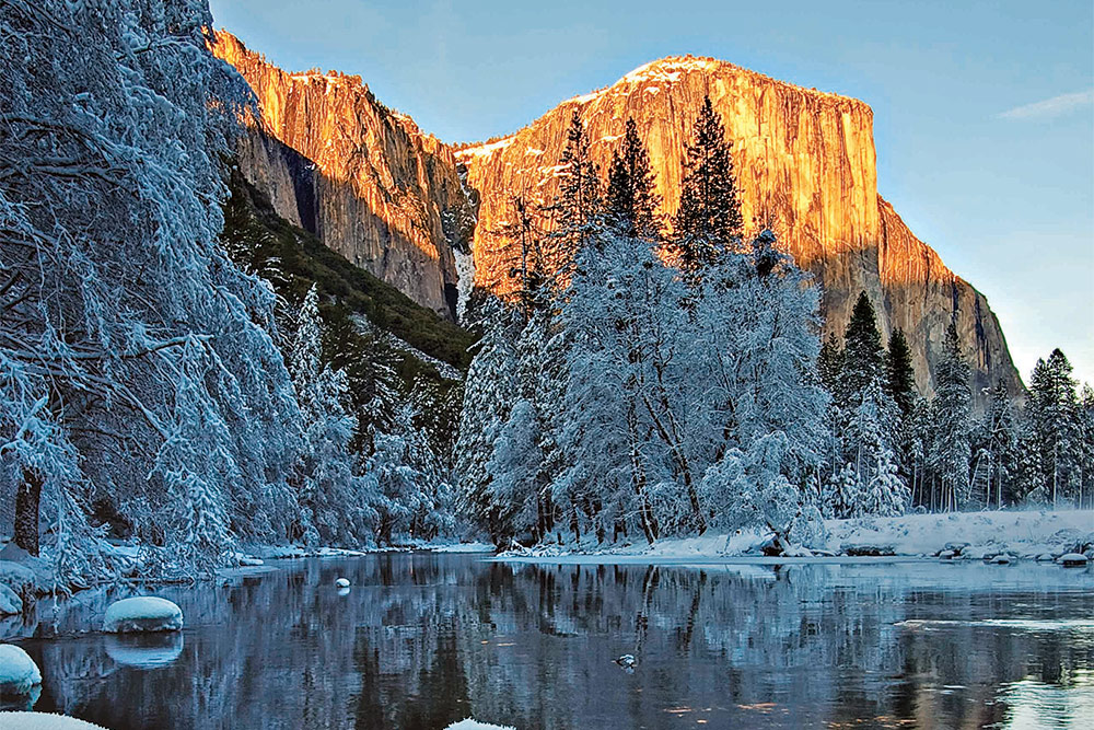 Winter Rates in Yosemite National Park