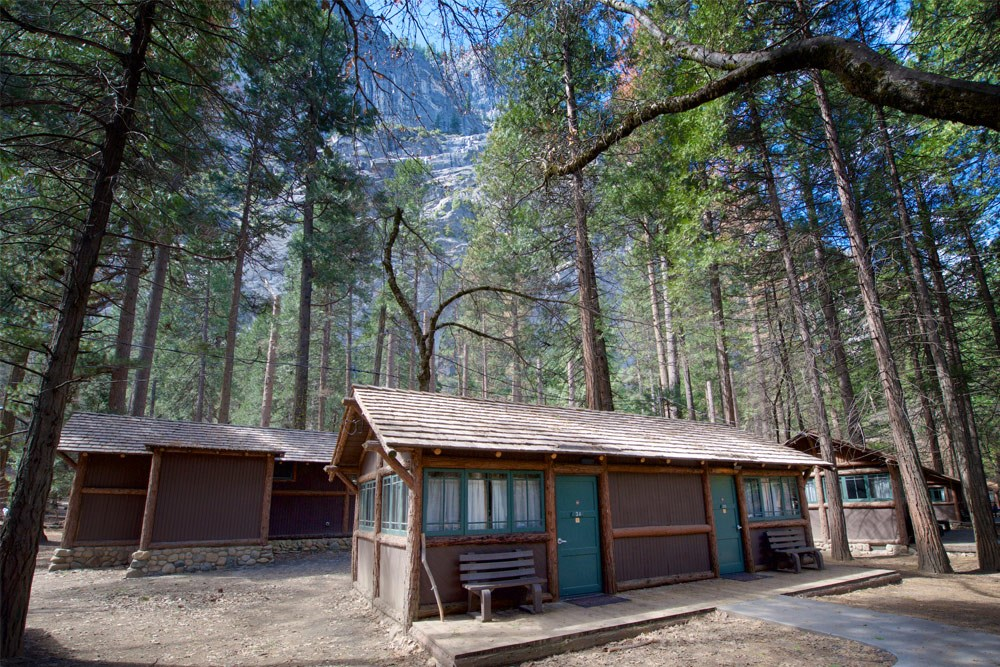 Half dome village hotel 2018 world 39 s best hotels for Cabins in yosemite valley