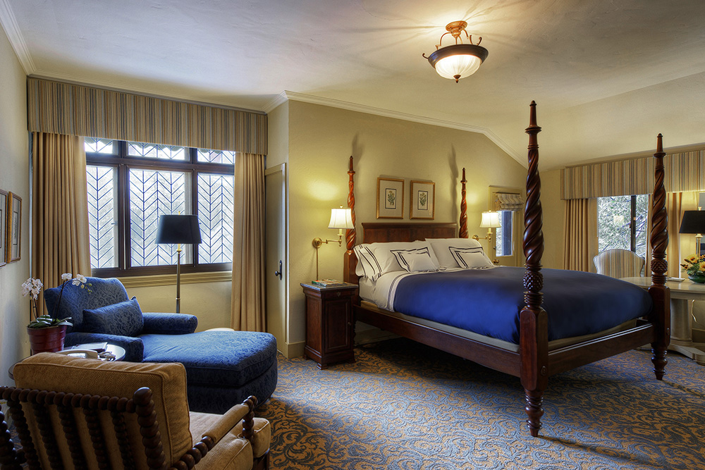 The Majestic Yosemite Hotel Suite