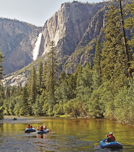 Yosemite National Park Lodging Amp Year Round Activities