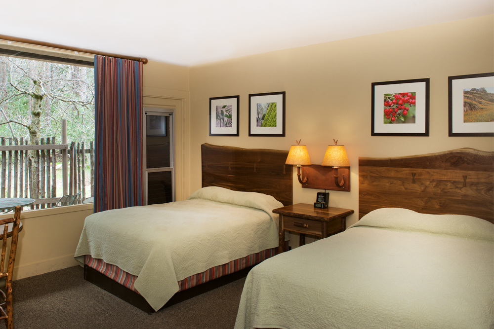 Traditional Room at Yosemite Valley Lodge