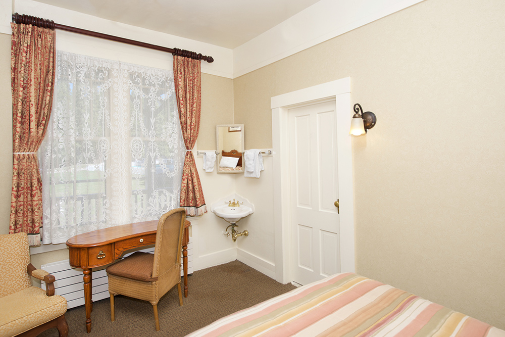 Rooms without Bath at Wawona Hotel