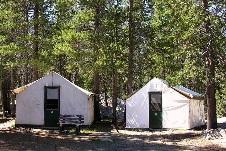 resort cabins bunkhouse cabin hotel harden village of gallery ca flat yosemite image us this in lakes property