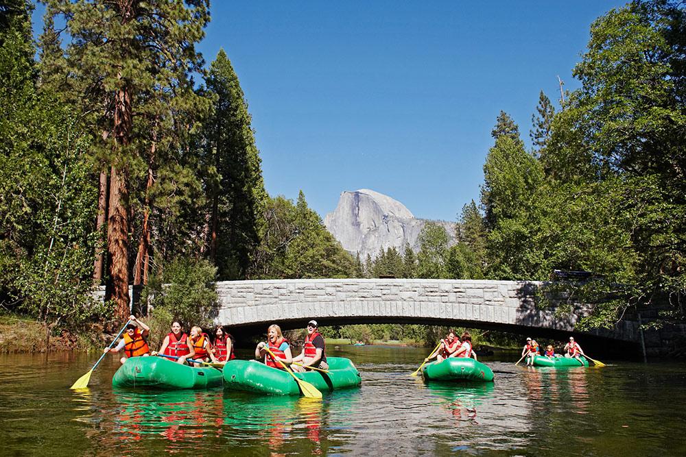 Rafting & Raft Rentals | Yosemite National Park CA | TravelYosemite com