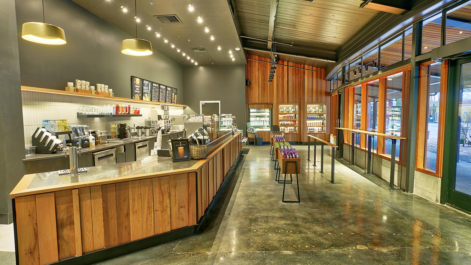 Starbucks - Base Camp Eatery
