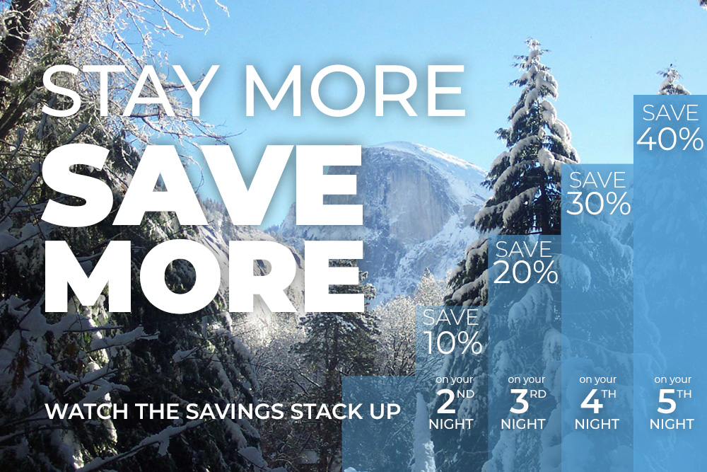 Stay More, Save More