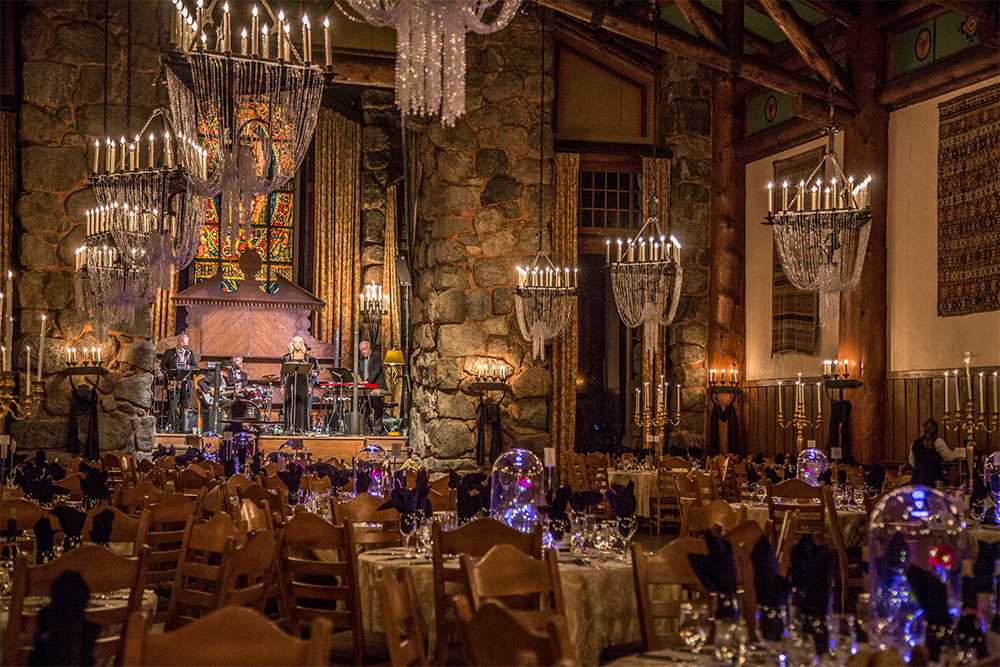 New Year's Eve at The Ahwahnee